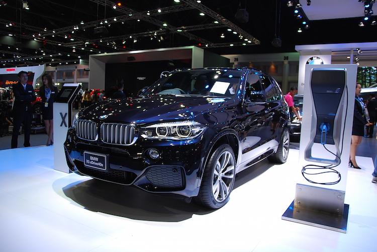 BMW X5 xDrive40e มากับเทคโนโลยีปลักอินไฮบริด  ราคา 5.399 ล้านบาท