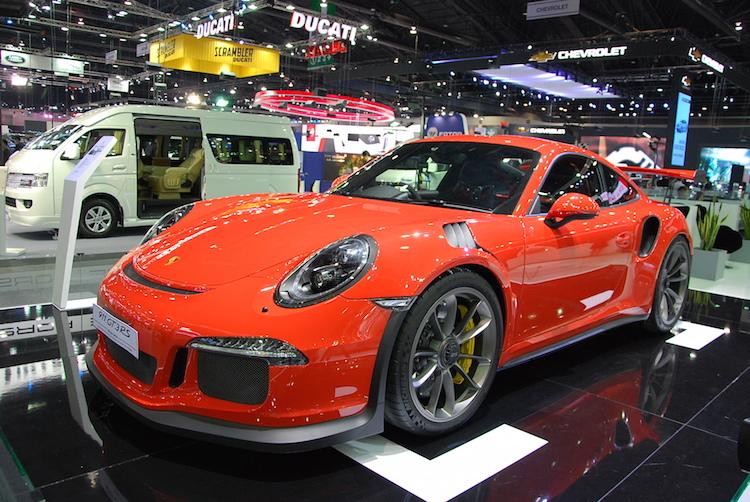 ตัวโหด ปอร์เช่ 911 GT3 RS