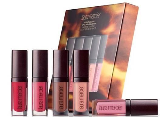 Kiss Of Color Lip Glace Collection ราคา 1,900 บาท จาก Laura Mercier