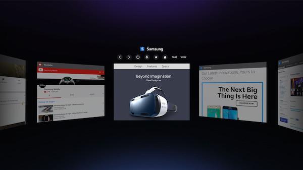 กำเนิด Samsung Internet เบราว์เซอร์ใหม่เพื่อท่องเว็บ 360 องศาผ่านแว่น Gear VR (ชมคลิป)