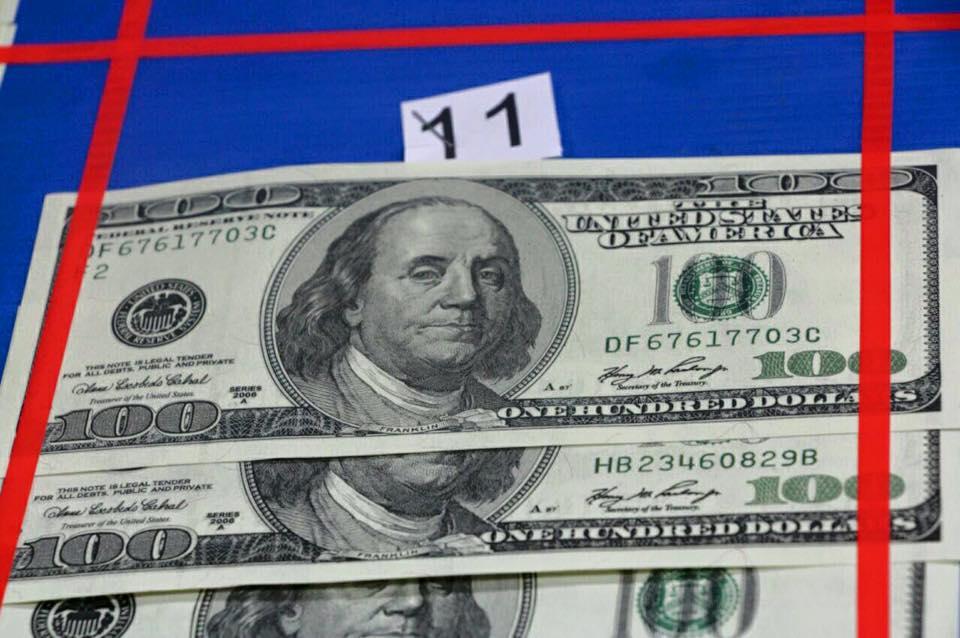 จับแก๊งปลอมเงินดอลลาร์ปล่อยขายผู้ประกอบการท่องเที่ยว