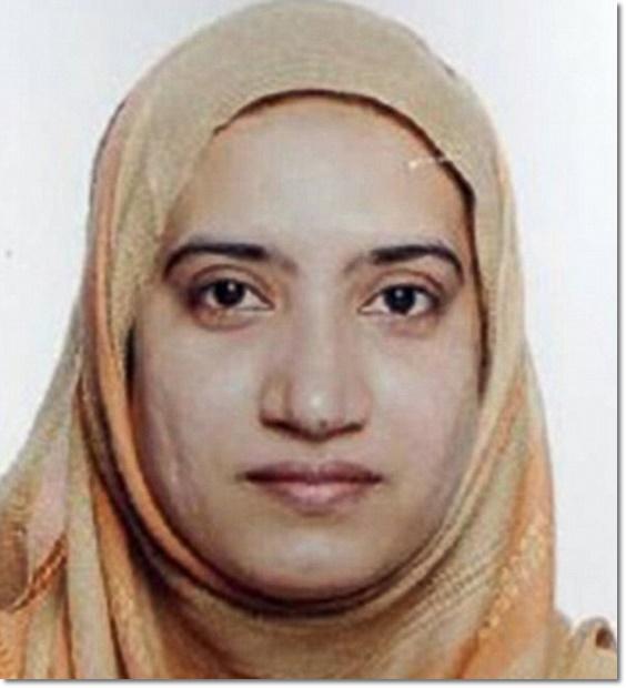 "In Pics& Clip : เปิดภาพแรก Jihad Bride สวามิภักดิ์ IS ""แทชฟีน มาลิค"" ก่อการร้ายซานเบอร์นาดิโน 14 ศพ ""ญาติมะกัน"" ชี้ ""สวมบูร์กาปิดหน้า 24 ชม."""