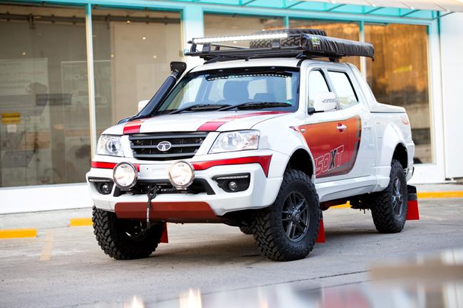 ทาทา โชวรถ ซีนอน 150XT - เติมความสปอร์ต  ซูเปอร์ เอซ มินท์