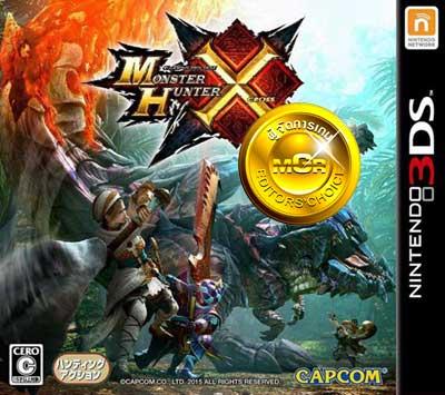 Review: Monster Hunter X เกมล่าแย้ภาคพิเศษ