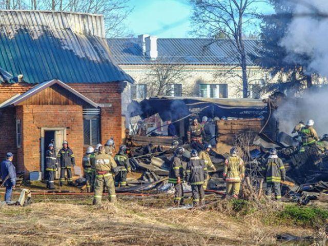 """เกิดเหตุไฟไหม้ """"โรงพยาบาลจิตเวช"""" ในรัสเซีย เสียชีวิตแล้ว 23 ศพ"""