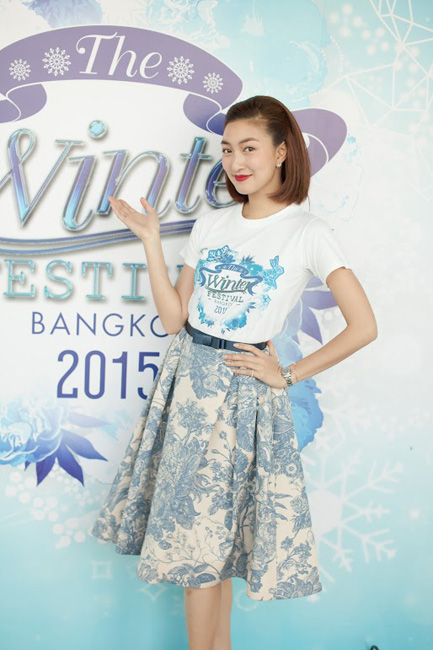 The Winter Festival Bangkok 2015