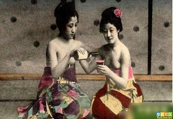 โสเภณีญี่ปุ่น