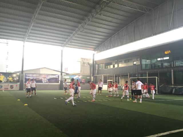 """เปิดเป็นทางการ """"อะคาเดมี่ฟุตบอลชูเลอร์พัทยา"""" พัฒนาแข้งเด็กไทย"""