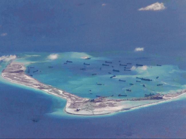 ทะเลจีนใต้ส่อระอุ! สหรัฐฯ เตือนข้อพิพาทกระพือแข่งขันสะสมอาวุธในภูมิภาค