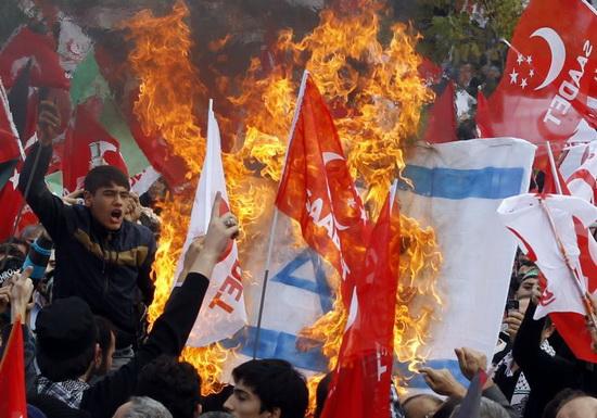 แหล่งข่าวเผยอิสราเอล-ตุรกีบรรลุข้อตกลงคืนสัมพันธ์อันปกติ