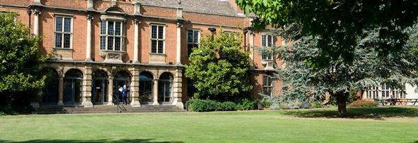 Somerville College (Photo Credit: Oxford University)