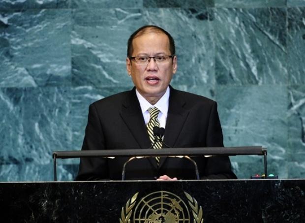 ประธานาธิบดีเบนิกโน อากีโนที่ 3 แห่งฟิลิปปินส์