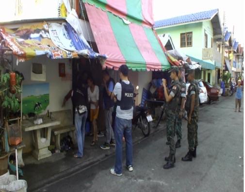 ตร.ภูธรจันทบุรี ร่วมหลายฝ่ายกวาดล้างอาชญากรรมช่วงปีใหม่