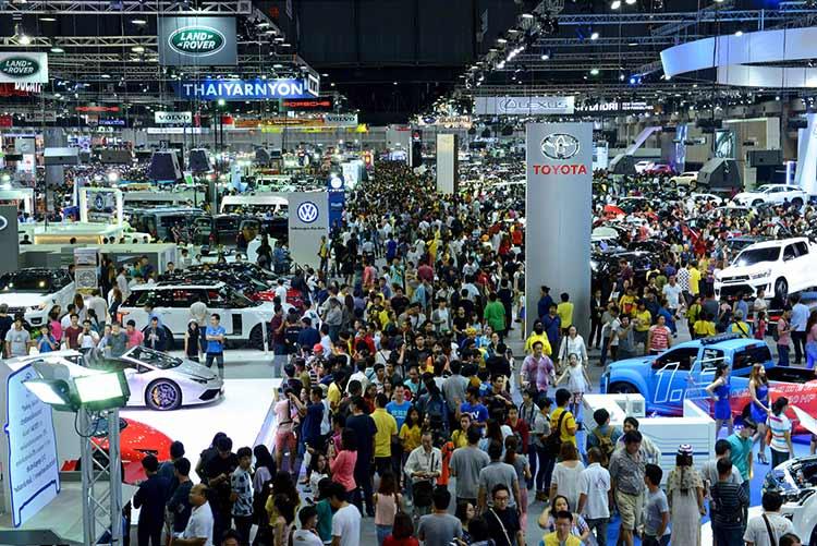 2559 จุดเปลี่ยน-ความท้าทายอุตฯรถยนต์ไทย