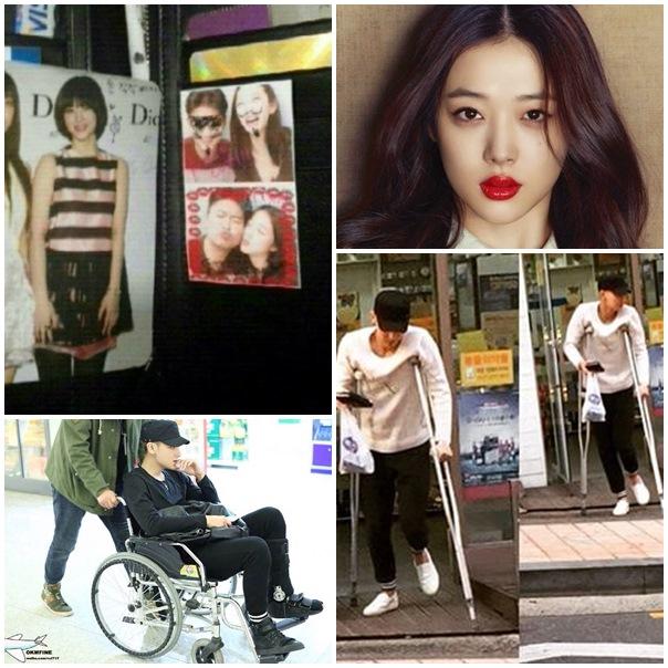 10 ข่าวเด่นประเด็นร้อนวงการบันเทิงแดนกิมจิปี 2015