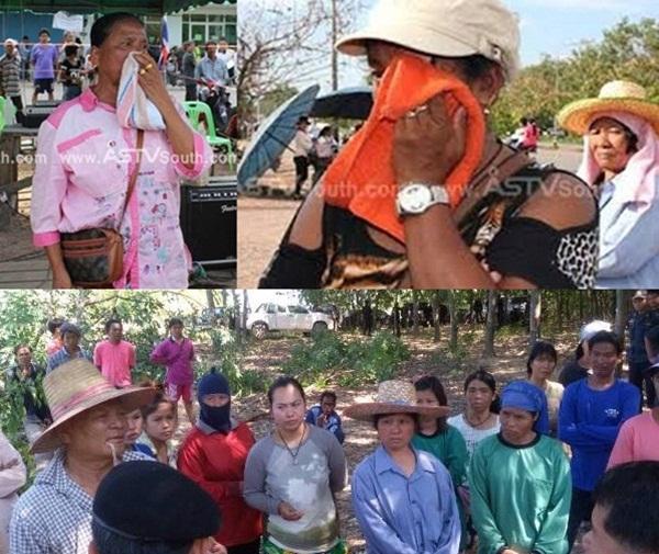 """อัสดงการยางไทย?!...""""อย่าร้องไห้ชาวสวนยาง"""" / สุนทร  รักษ์รงค์"""