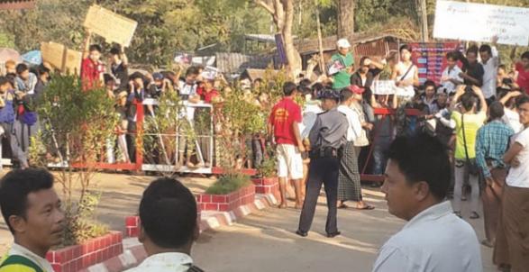 คดีเกาะเต่า ม็อบพม่า ถ้าบานปลาย ตำรวจไทยต้องรับผิดชอบ !