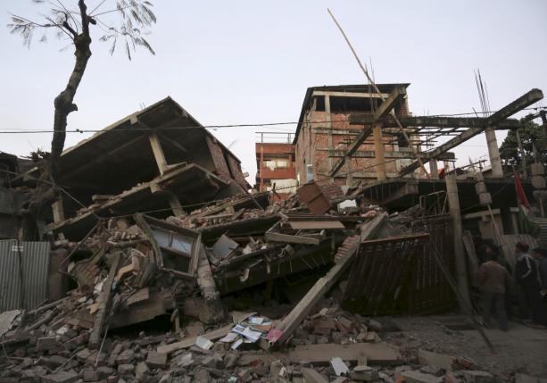 ยอดดับแผ่นดินไหวเขย่าเอเชียใต้เพิ่มเป็น 9 ราย เจ็บเกือบ 200 คน