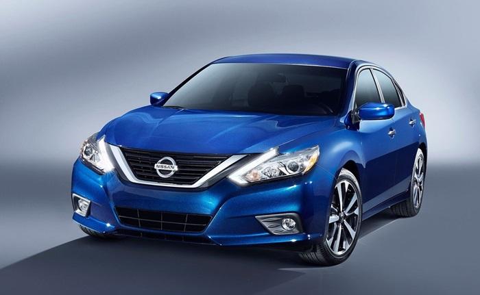 Nissan Altima/Teana