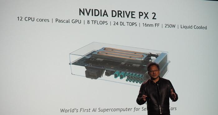 "Nvidia จับมือ ""วอลโว"" เปิดไลน์ผลิตรถยนต์ AI อัจฉริยะ"