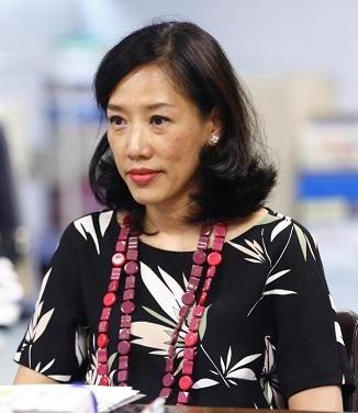 นางสาวจริยา จิราธิวัฒน์ ประธานสมาคมผู้ค้าปลีกไทย