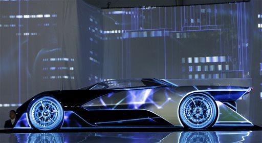 ยลโฉมรถไฟฟ้าทุนจีน Faraday Future คู่แข่ง Tesla