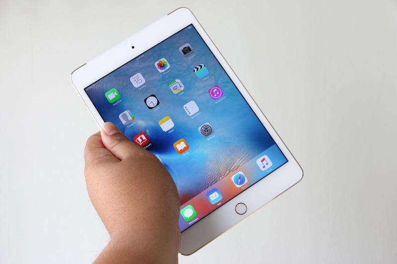 Review : iPad mini 4 ยกเครื่องใหม่ แรงขึ้น เบาบางลง