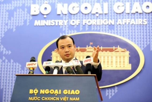 เวียดนามประท้วงจีนบินทดสอบรันเวย์เกาะเทียมรอบ 2 ในทะเลจีนใต้