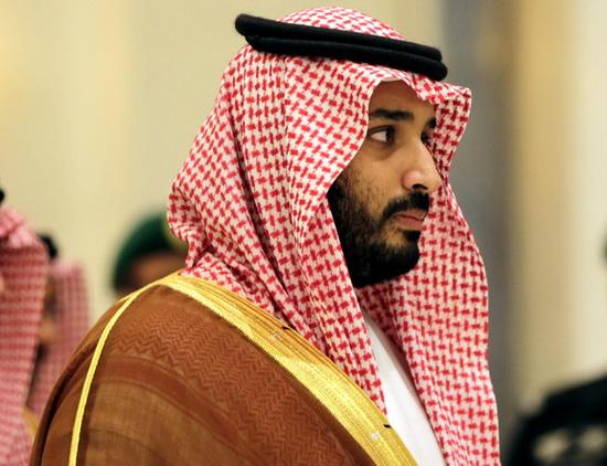 เจ้าชายมูฮัมหมัดบินซัลมาน รองมกุฎราชกุมารของซาอุดีอาระเบีย