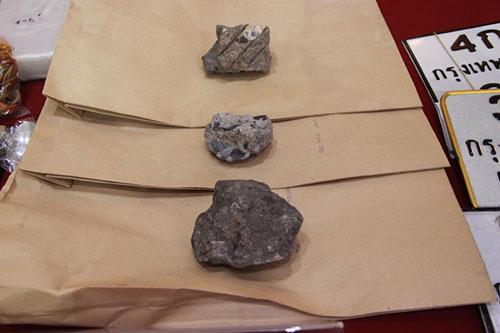 รวบหนุ่มเมาอาละวาดมีอาการทางจิต ปาหินใส่รถย่านพระราม 3  พัง 4 คันรวด