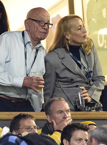 Media mogul Rupert Murdoch to marry Jerry Hall
