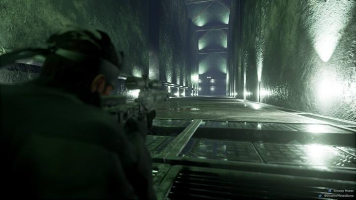 """คลั่งหนัก! สาวก """"เมตัลเกียร์"""" จับภาคแรกมารีเมคด้วย Unreal Engine 4"""