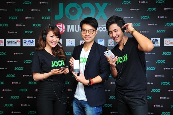สนุกออนไลน์เปิด JOOX แอปฟังเพลง ตั้งเป้าลูกค้า 2 แสนรายปีนี้