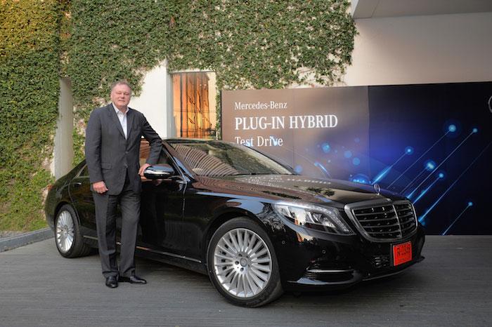 """""""เบนซ์"""" ปิดยอดขาย 12,776 คัน-เล็งเปิดรถใหม่ 20 รุ่นปีนี้"""