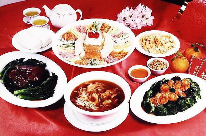 """ฉลองเทศกาลตรุษจีนกับเมนูอาหารมงคล ที่ """"ฮ่องกงฟิชเชอร์แมน"""""""