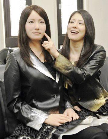 ยิ่งกว่าลูกเทพ! ตุ๊กตาหุ่นยนต์ญี่ปุ่นพร้อมทำงานแทนมนุษย์