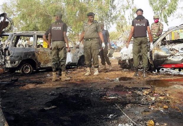 สลด!ก่อการร้ายใช้มือระเบิดฆ่าตัวตายเด็ก12ขวบโจมตีตลาดไนจีเรีย คร่า10ศพ