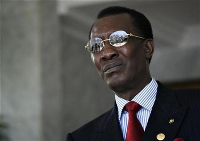 """""""อิดริสส์ เดบี"""" ผู้นำชาด ก้าวขึ้นรับตำแหน่งประธานองค์การสหภาพแอฟริกันคนใหม่"""