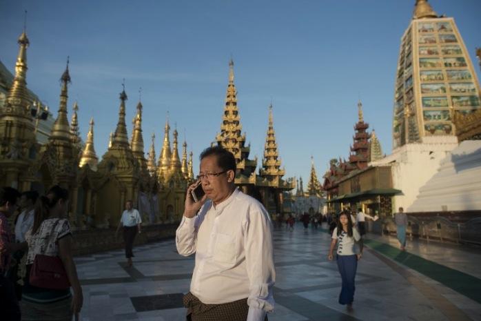 พม่าตั้งเป้าขยายเครือข่าย 3G ครอบคลุมประเทศ 95% ภายในเดือนมี.ค.