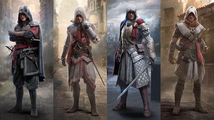 """นักฆ่าฉบับมือถือ """"Assassin's Creed Identity"""" จ่อลงแอพสโตร์ทั่วโลก 25 ก.พ."""
