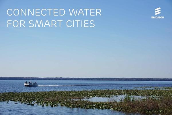 อีริคสัน-AT&T ร่วมมือสร้าง Connected Water เพื่อโครงการสมาร์ทซิตี้ในเมืองแอตแลนต้า