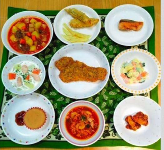 ญี่ปุ่นจัดเมนูประจำชาติมหาอำนาจ G-7 เป็นอาหารกลางวันนักเรียน