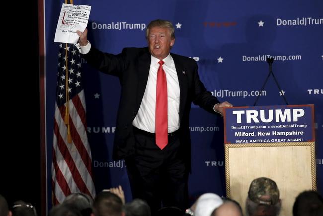 เลือกตั้งสหรัฐฯ ก็มี! ทรัมป์โวยครูซโกงหยั่งเสียงในรัฐไอโอวา ร้องจัดโหวตใหม่