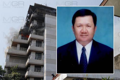 """รายงานพิเศษ : """"วิกรม อัยศิริ"""" อดีต ส.ว. เศรษฐีระนอง กับตึก 10 ชั้นไฟไหม้กลางกรุง"""