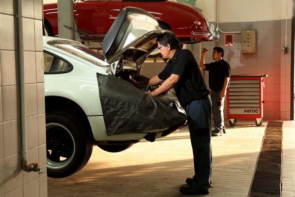 เอเอเอสฯ โชว์เหนือในเอเชียคว้ารางวัลคุณภาพศูนย์บริการรถปอร์เช่