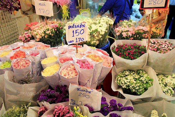 ดอกไม้พันธุ์ต่างประเทศก็มีหลากหลาย