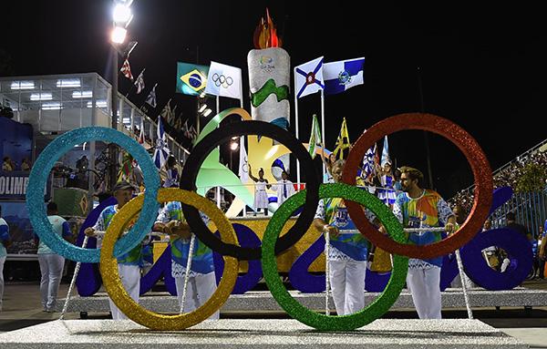 """กอล์ฟ """"โอลิมปิก 2016"""" มาพร้อมความยุ่งเหยิง"""