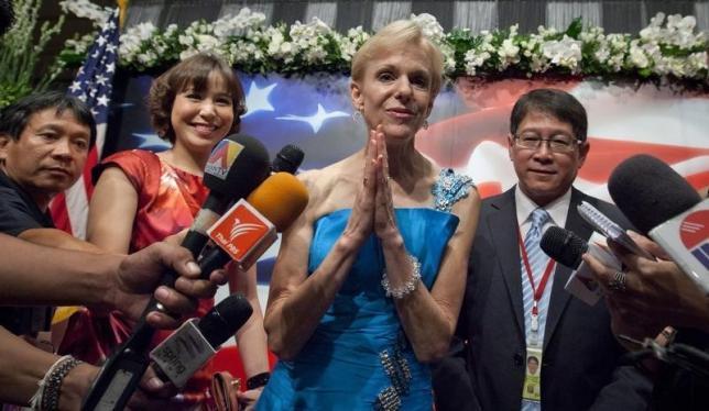 'คริสตี เคนนีย์' อดีตทูตสหรัฐฯประจำไทย ได้ตำแหน่งใหญ่ในกระทรวงต่าง ปท.อเมริกัน