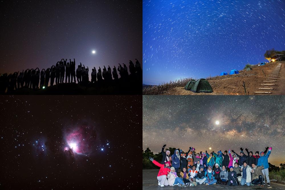 การถ่ายภาพเพื่อบรรยายความรู้ทางดาราศาสตร์/ศุภฤกษ์ คฤหานนท์