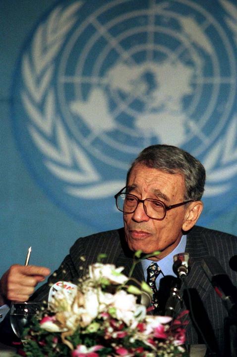 อดีตนายใหญ่ UN ยุคฆ่าล้างเผ่าพันธุ์ในแอฟริกาถึงแก่อสัญกรรมแล้ว